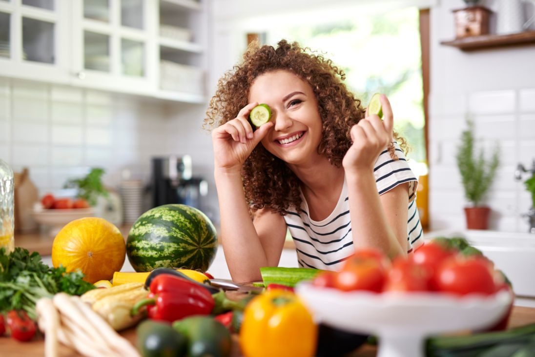 Ideas para un menú semanal vegetariano