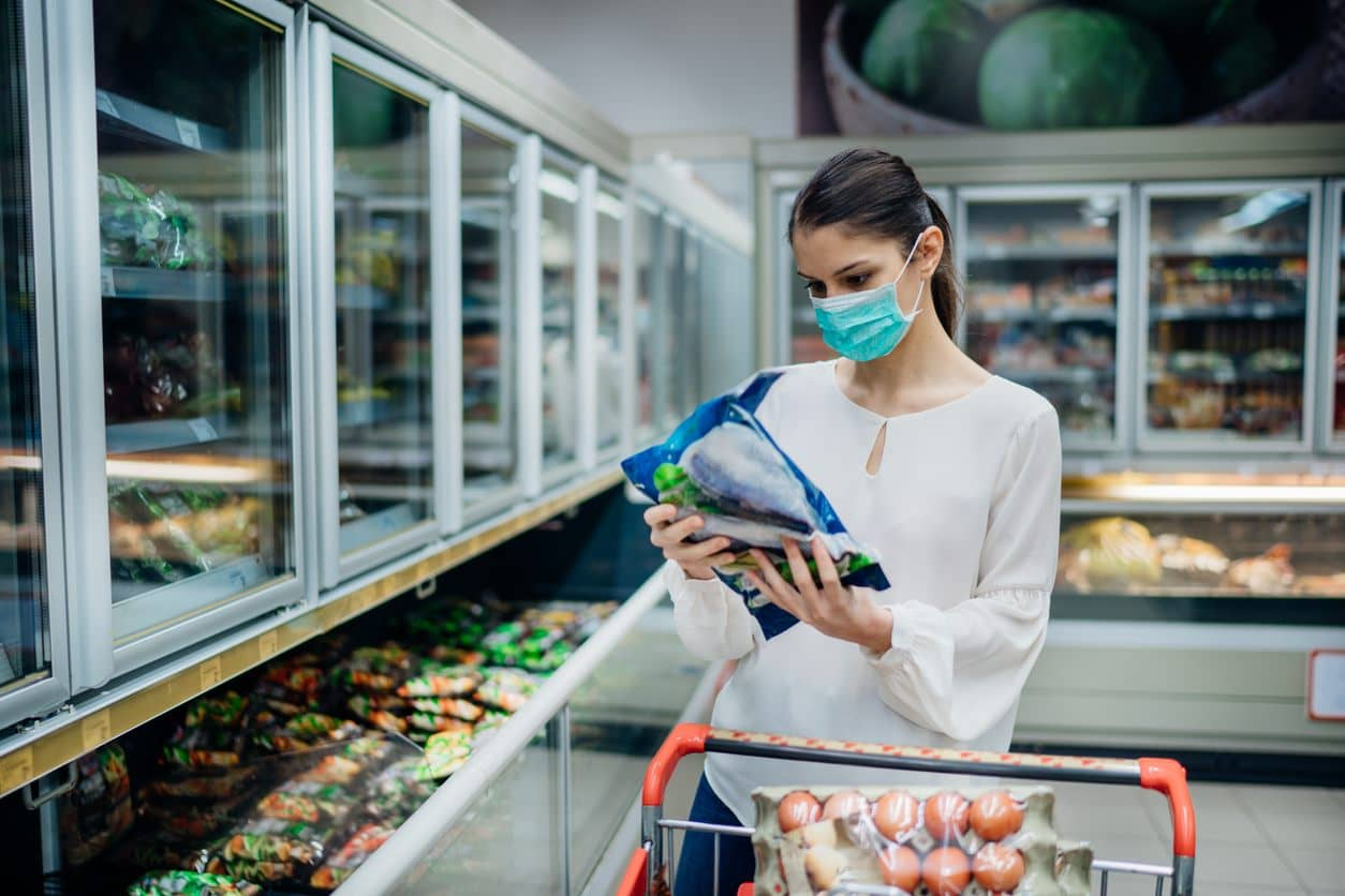 Consejos para realizar una compra saludable y seguir una alimentación equilibrada